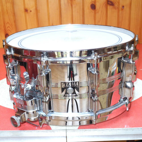 """Vintage Tama 6.5 x 14"""" Imperialstar King Beat Snare Drum w/ Parallel Throw!"""