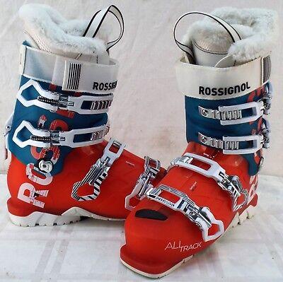 7d56ca032d Rossignol Alltrack Pro 110 New Women s Ski Boots Size 24.5  633605