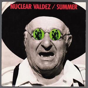 NUCLEAR-VALDEZ-DISCO-45-GIRI-SUMMER-B-W-UNSUNG-HERO-EPIC