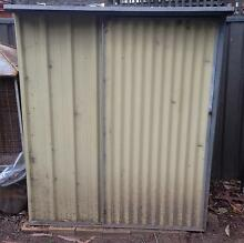 Garden shed in good condition with sliding door Panania Bankstown Area Preview