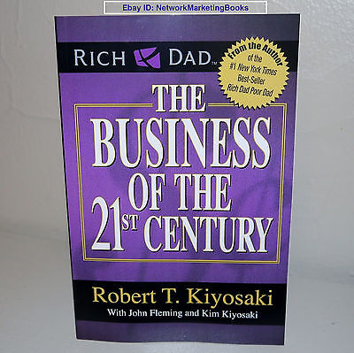 The Business Of The 21St Century Paperback Rich Dad Robert T  Kiyosaki