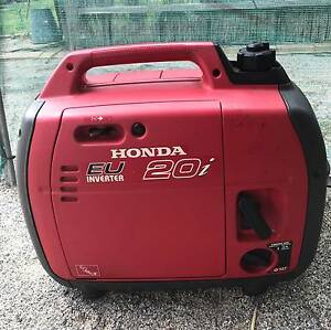 Generator and Hot Water for Camping Greenfields Mandurah Area Preview