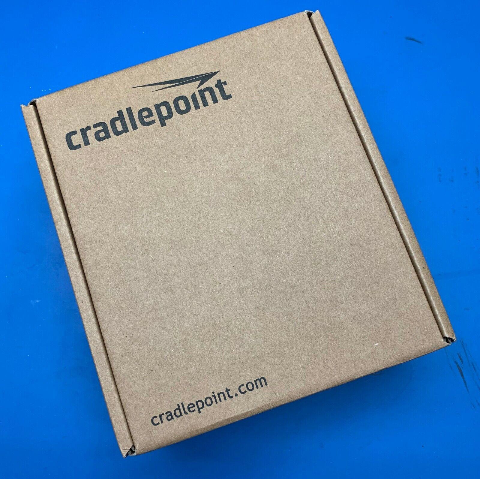 BRAND NEW! Cradlepoint IBR1100LP6 Rugged Celluar LTE Modem &
