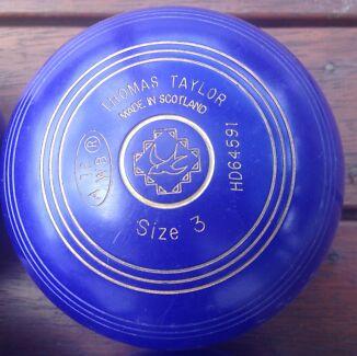 Lawn Bowls Size 3
