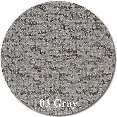 Gray Vinyl Flooring (MariDeck Boat Marine Outdoor Vinyl Flooring - 6' wide roll -)