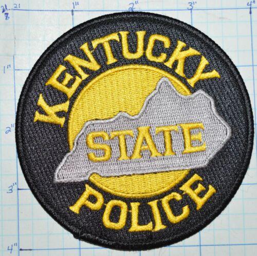 KENTUCKY STATE POLICE DEPT HIGHWAY PATROL TROOPER PATCH
