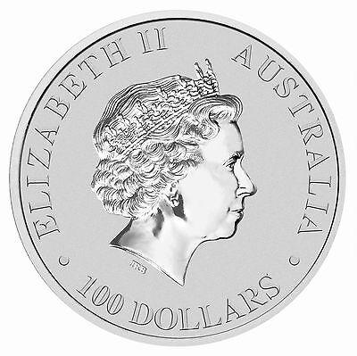 2011 - 1oz Australian Platinum Platypus BU