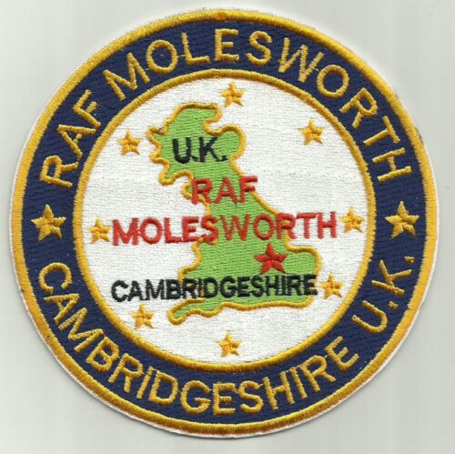 RAF MOLESWORTH, CAMBRIDGESHIRE UK,   Y
