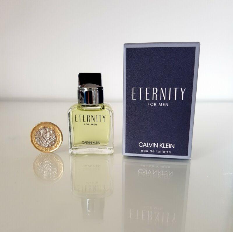 CALVIN+KLEIN+Eternity+For+Men+EDT+5ml+Miniature