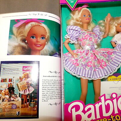 Barbie 1990s As Seen in Exclusives Book II GIft Set LOVE TO READ USA SELLER