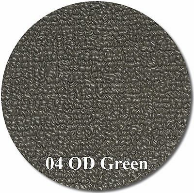 MariDeck Boat Marine Outdoor Vinyl Flooring - Olive Drab (OD) Green - 6' x 15'