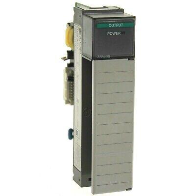 Allen Bradley 1746-no4i A Slc 500 4-channel Analog Output Module