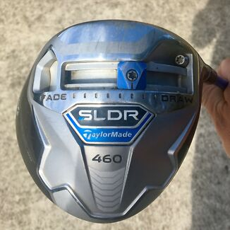 Taylormade Driver SLDR 9.5 with 2 shafts