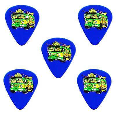 Ninja Turtles Acoustic Electric Guitar & Bass Guitar Picks Medium 0.80MM GP-092 Acoustic Bass Guitar Picks