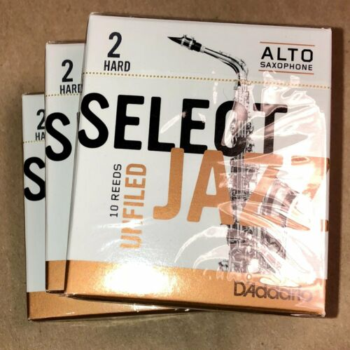 NOS/1 Unopened Box of 10 Reeds, D