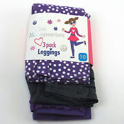 Girls Leggings Size 10