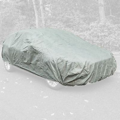 Large Car Cover Water Resistant Breathable Rain UV Sun All Weather Protection