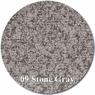 Gray Vinyl Flooring (MariDeck Vinyl Flooring - Boat Marine Outdoor - Color: Stone Gray - 8.5')