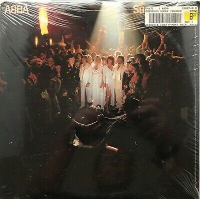 "ABBA ""Super Trouper"" [NEW Sealed] Vinyl LP - 1980 Atlantic SD 16023 - M / VG+"