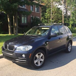 2008 BMW X5 3.0 - LOW KM's