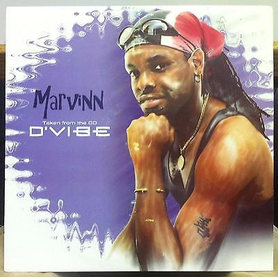 Marvinn D Vibe 12  Ep Vg  Eab 256 Vinyl 1999 Rare Soca Reggae Calypso