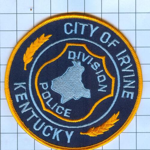 Police Patch  - Kentucky  - CITY OF IRVINE