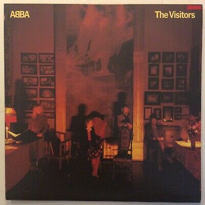 Abba – Atlantic SD 19332: The Visitors E+/E