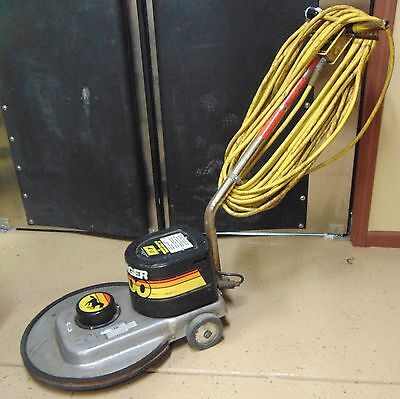 Nss 20 Charger High Speed Electric Bufferscrubberburnisher Model 1500sr35y