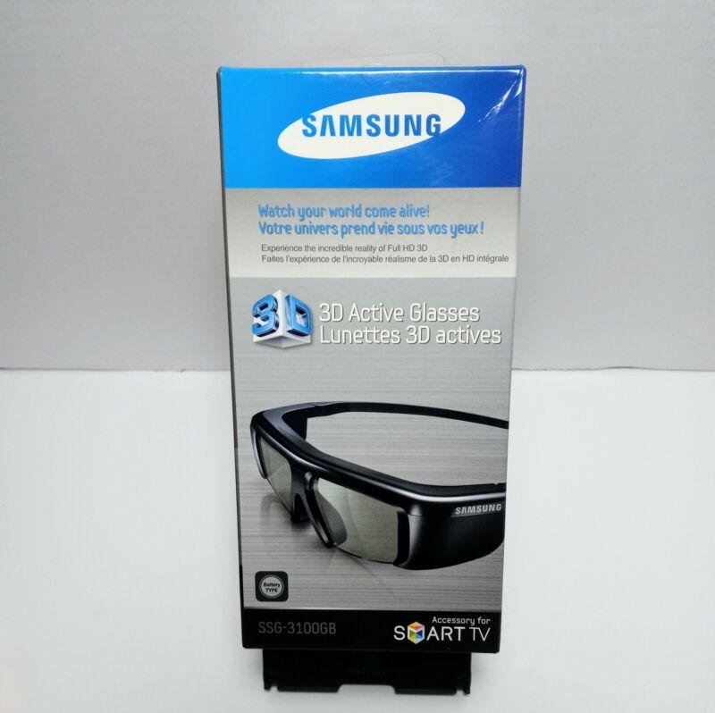 Samsung SSG-3100GB Active 3D Glasses For Smart TV Factory Sealed