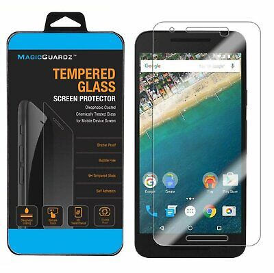 Premium Tempered Glass Screen Protector for LG Google Nexus 5X Cell Phone Accessories