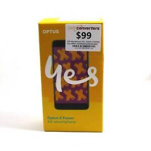 Optus Smart Phone ZTE A0605 X Power  Locked To Optus (017100179101))