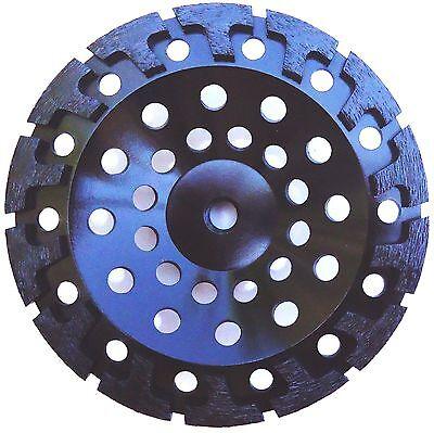 7 New Pro.diamond Cup Wheel Powerful T-seg 4 Hard Concrete Stone Grinding