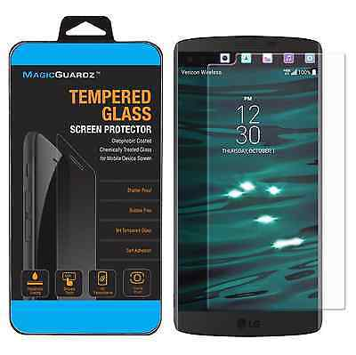 Extra  Ultra-Thin Real Tempered Glass Film Screen Protector for LG V10