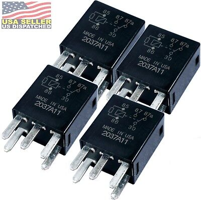 4pk - Omron 7866 12077866 Multifunction Relay5 Pin