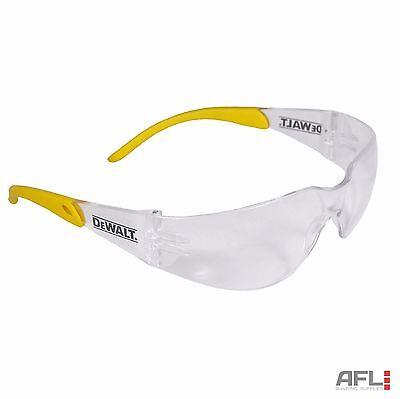 Dewalt Protector™ ToughCoat™ Impact Scratch Resistant Safety Glasses Clear Lens