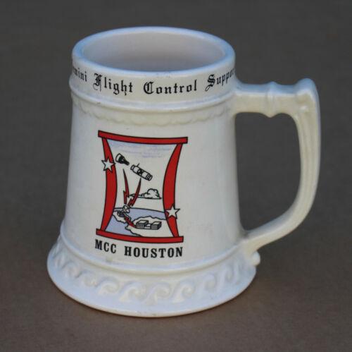 Original MCC Houston Gemini Flight Control Support Lockheed NASA LGB Stein Mug
