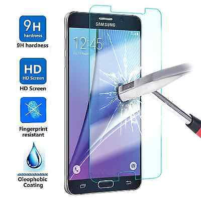 Tempered Pane Protective Screen Protector Film for Samsung Galaxy Note 5