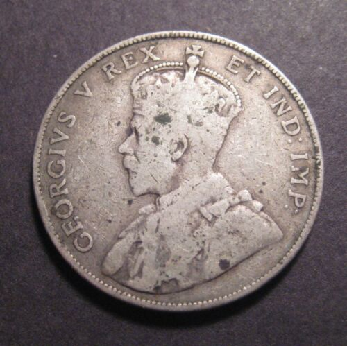 1911  Canada 50 Cents - Silver - George V - * No Reserve *- (P1555)