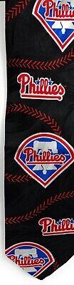 Phillies New MLB Silk Tie Ralph Marlin sec3 #31  - Phillies Tie