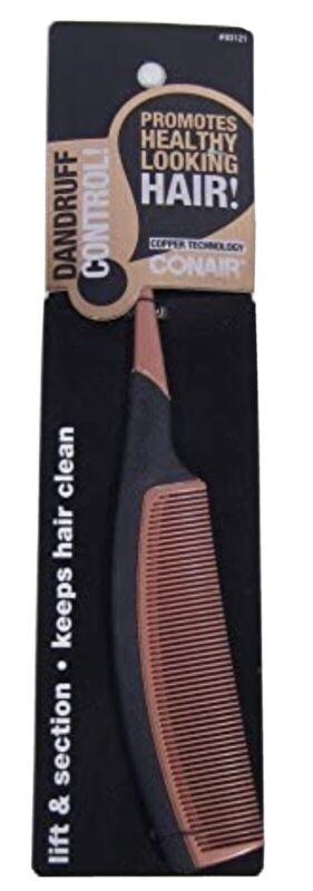 Conair Smooth Control Dandruff Control Hair Comb #93121 Free Shipping