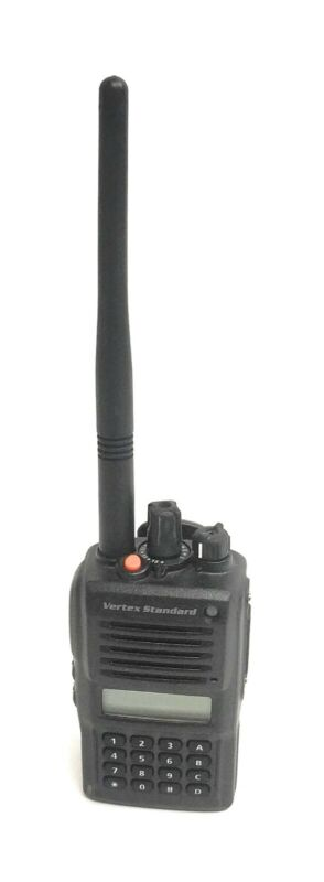 Vertex Standard VHF Portable Radio FPP with Full Keypad VX-P829-DO-5