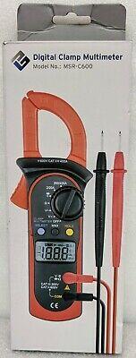 Ut201 Original New Uni-t Digital Multimeter Cl Meter Acdc
