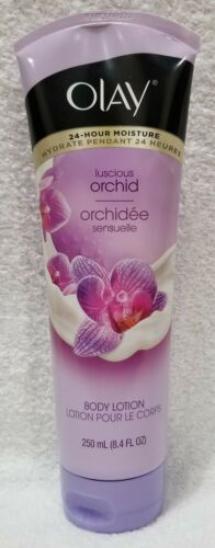 Olay Quench Soothing Orchid & Black Currant Body Lotion 8.4