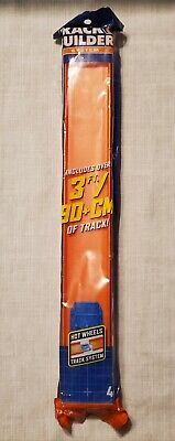 Hot Wheels Race Track Builder 3 foot/ 90cm of Track New In Package