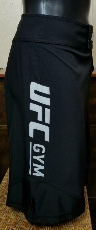 Vandal Kimonos UFC Gym Black MMA Fight Shorts Adult Men