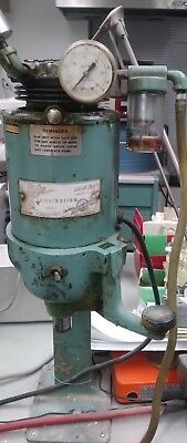 Whipmix F Combination Dental Laboratory Material Vacuum Power Mixer Plus - 110v