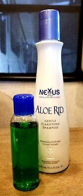 Nexxus Aloe Rid Gentle Clarifying Shampoo 3 oz  SOLD ONLY IN SALONS ()