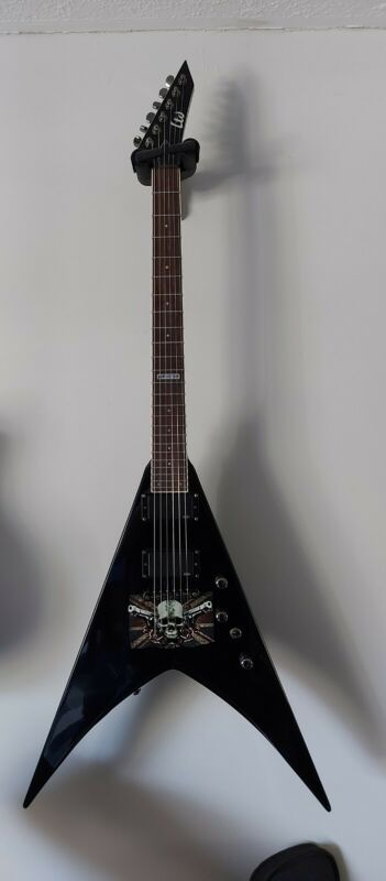 Michael Paget LTD Signature Flying V MP200 Bullet for my Valentine