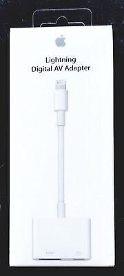 Apple Lightning Digital AV Adapter MD826AM/A - Brand New