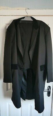 Used, Ranch House Western Ware Black Jacket  Size 50 Nice Condition Wild West Style for sale  Shipping to Nigeria